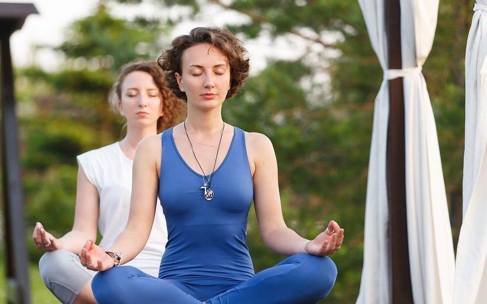 sport attività yoga in maremma