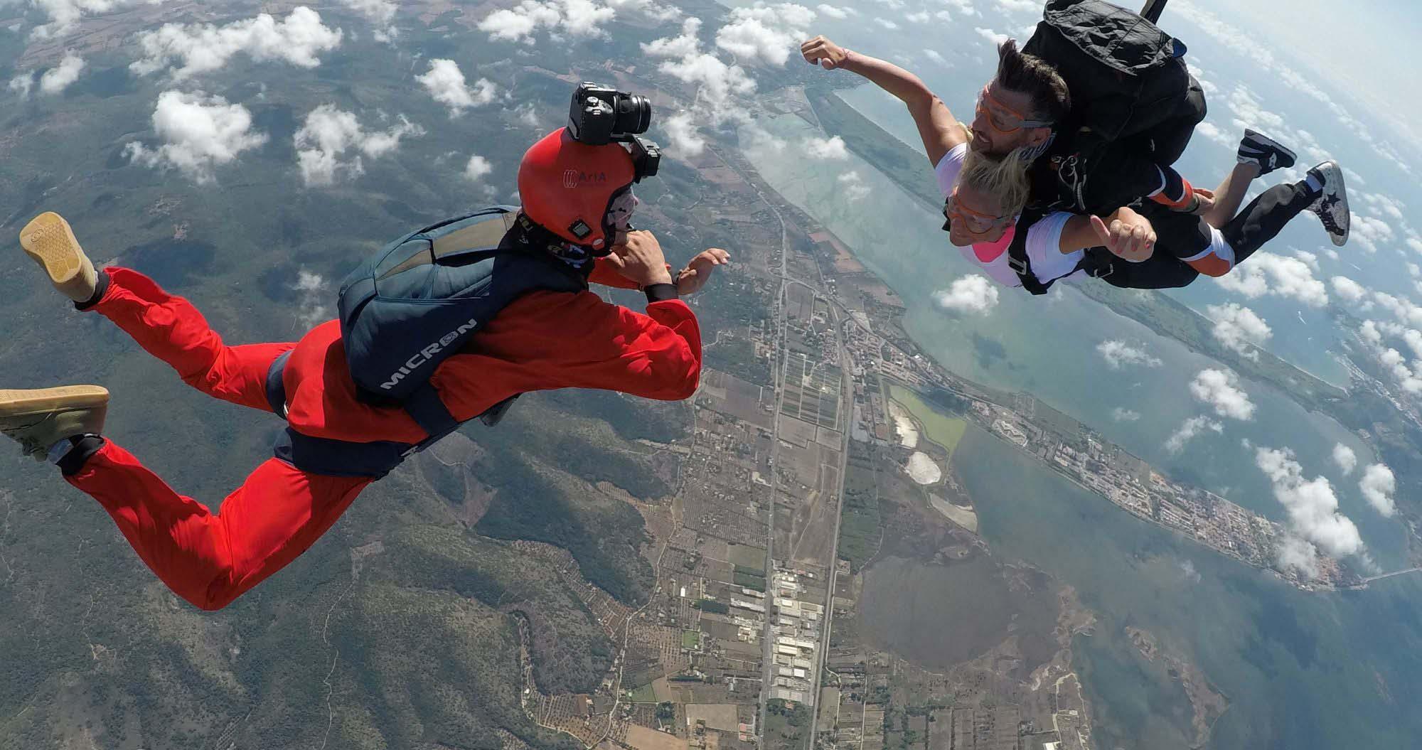 maremma avventura paracadutismo
