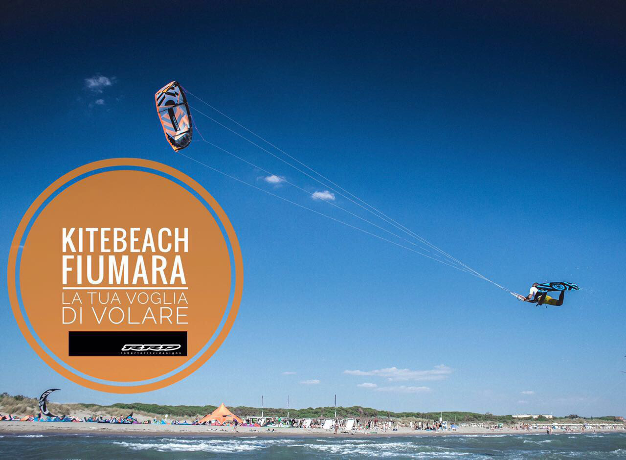 kite surf a marina di grosseto
