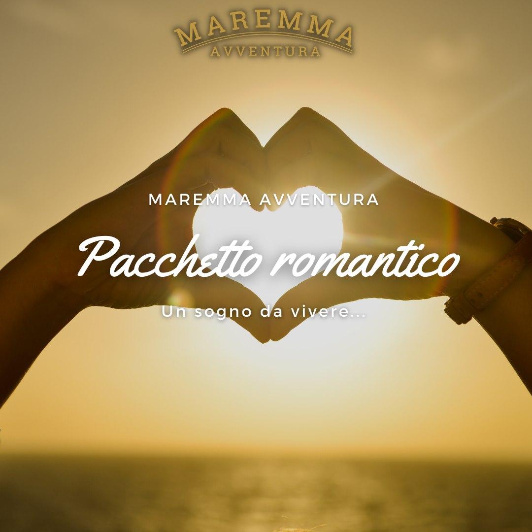 maremma avventura pacchetto romantico
